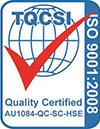 ISO 9001 cert logo