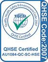 QHSE cert logo